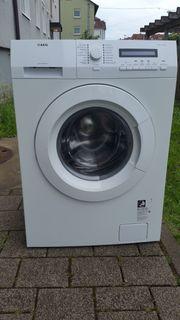 Waschmaschine AEG LAVAMAT PROTEX Lieferung