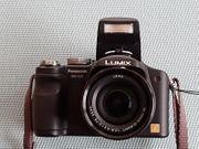 Panasonic Lumix DMC-FZ8 Leica Objektiv