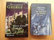 2x Elizabeth George - Inspektor Lynley