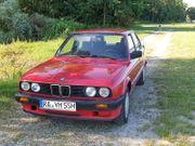 E 30 oldtimer BMW 316