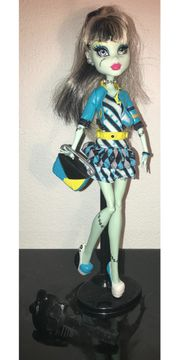 Monster High Puppe Frankie Stein