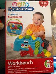 workbench für babys