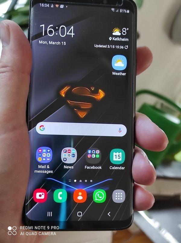 Samsung Galaxy S9 Plus Midnight