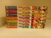 Manga Fullmoon 1-7 Complet