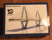 LEGO Arthur Ravenel JR Bridge