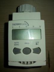 Thermotronic Heizkörperregler Thermostatventil ProgramierbarAutom