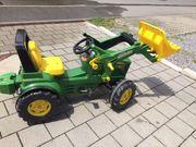 Spielzeugtraktor John Deer 7930 mit