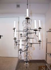 Erik Höglund Kronleuchter chandelier Modell