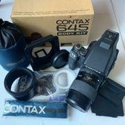 Contax 645 Bodykit mit Carl