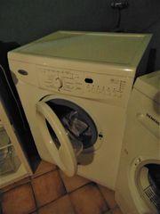 Waschmaschine Whirlpool für Heimwerker