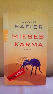 David Safier Mieses Karma Superwitzig