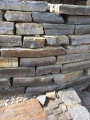 Natursteinmauern von Gabler