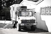 Mercedes-Benz Unimog U1300 Expeditionsfahrzeug Unikat