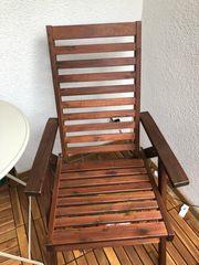 Balkonstühle mit Auflagen