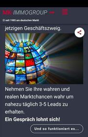 Automatische Neukunden- und Objektgewinnung - www