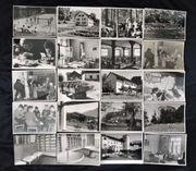 40 Historische Aufnahmen des Jagdbergs