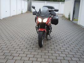 Honda Motorrad mit Tourenmäßiger Ausstattung: Kleinanzeigen aus Ludwigshafen Pfingstweide - Rubrik Honda über 500 ccm