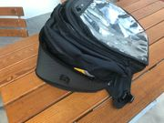 Verkaufe Motorrad Gepäcktasche Sozia Sitz