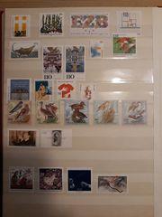 Briefmarken Bund BRD Jahr 1998