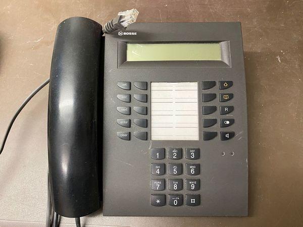 Systemtelefon AGFEO Bosse ST20 silber