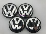 4xVW Volkswagen Nabendeckel Felgendeckel Nabenkappen