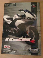 Motorrad - Konstruktionsset NEU original eingepackt