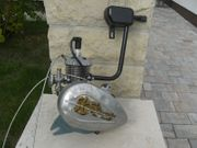 Hilfsmotor für Fahrrad- Komet BP
