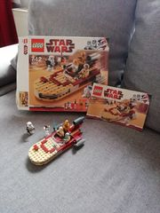Luke s Landspeeder von Lego