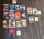 Diverse DVDs TROJA - MÜNCHEN - FLUCH DER