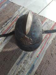 Dachbodenfund Alter Helm