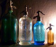 Siphonflasche Syphonflaschen Soda Seltzer Flasche