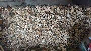 Brennholz Buche trocken und gesägt
