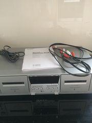 Sony TC-WE 475 Stereo Doppel