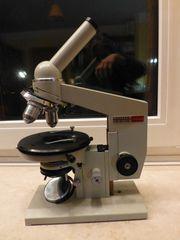 Biologisches Mikroskop Lomo Biolam P1