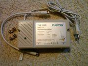 Kabel TV Mehrbereichsverstärker BK Axing