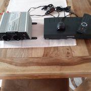 12 Volt Receiver Wechselstromrichter Ersatzblende