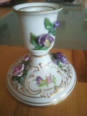 Kerzenleuchter Dresdner Porzellan