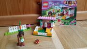 LEGO Friends Andreas Kaninchenstall 3938