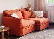 2er Sofa Zweisitzer mit Schlaffunktion