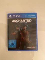 Uncharted The Lost Legacy PLAYSTATION