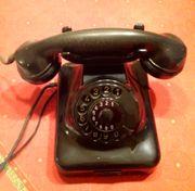 Wahlscheibentelefon W48