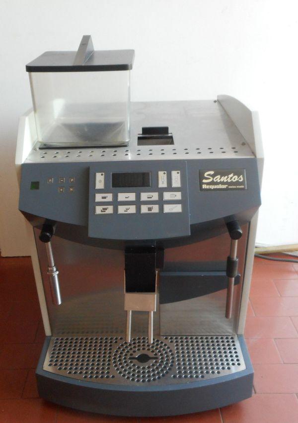 Kaffeevollautomat - Kaffeeautomat - Santos Aequator - 230V