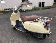 Retro Roller 125 ccm nur