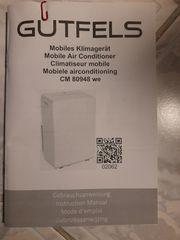 Mobiles Klimagerät neu