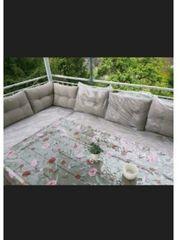Balkon sitzgruppe