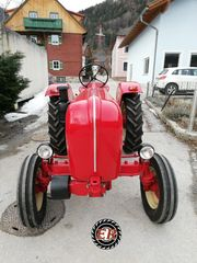 Traktor Porsche 308