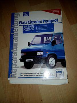 1 Reparaturanleitung Fiat Citrön Peugeot: Kleinanzeigen aus Heidelberg Kirchheim - Rubrik Wohnmobile