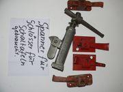 Schalungspanner betonieren Spanngerät zum Schalungsschlösser