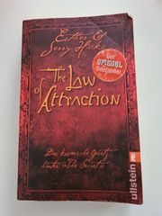 Buch The law Attraction