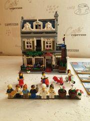 Lego Pariser Restaurant 10243